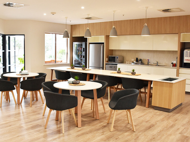 Aged care at Westbourne Park