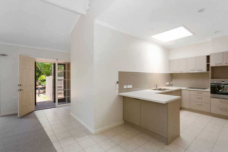 Beautifully upgraded home in a private corner position surrounded by gardens