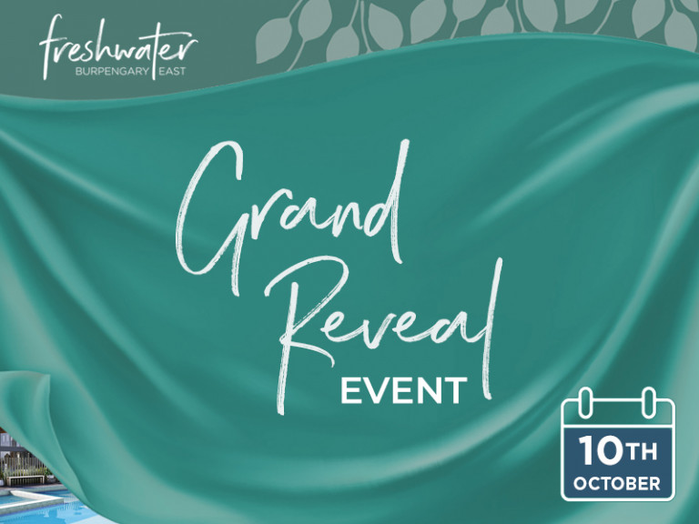 Grand Reveal Event - Freshwater Lifestyle Community