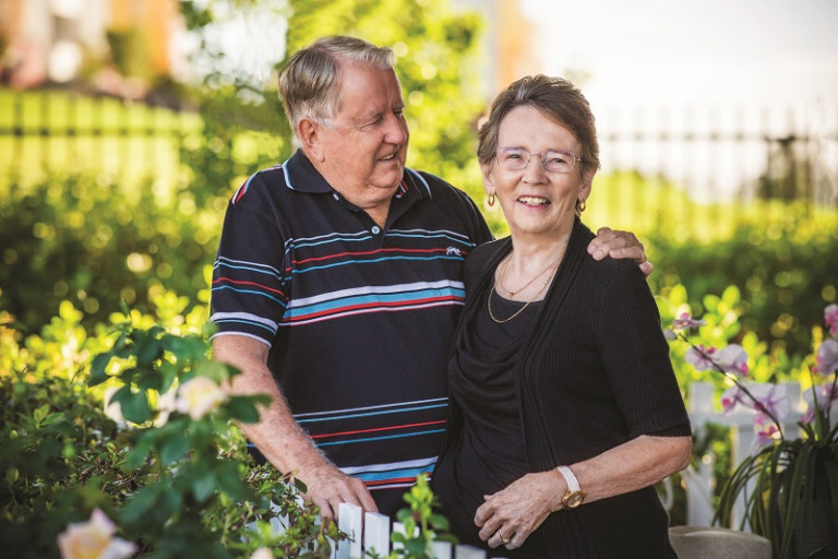 Retire where you feel at home in The Hills - Anglicare Sydney