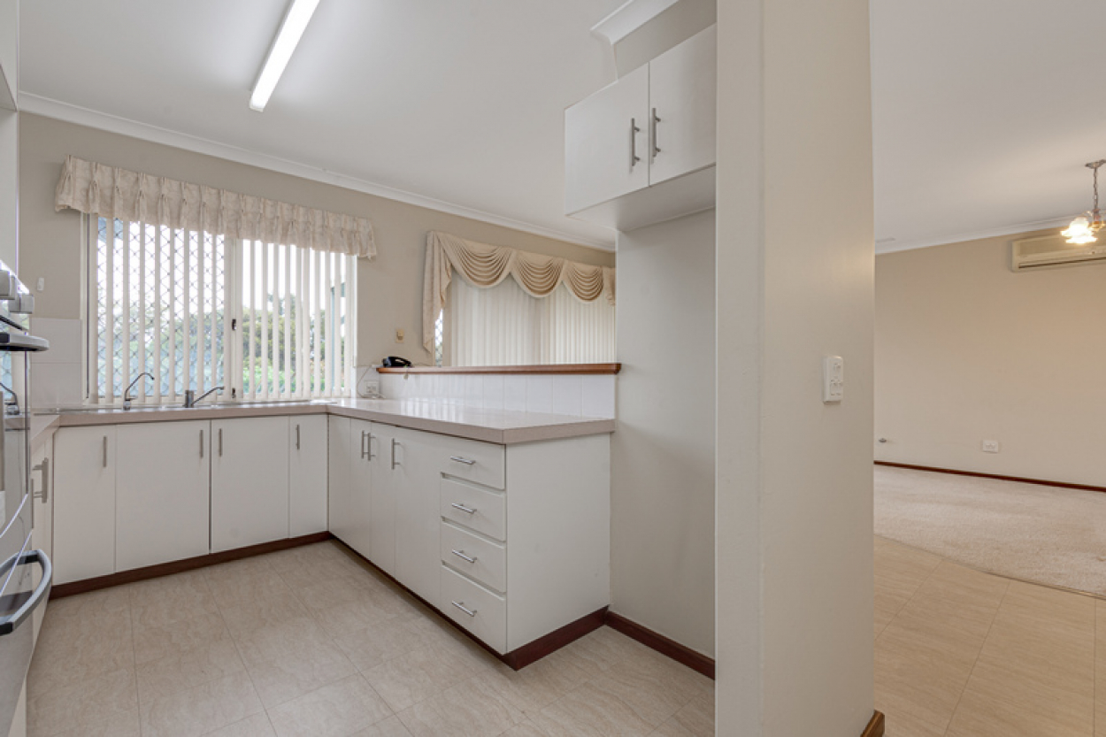 Fresh to the market is this popular three-bedroom design, ready to move into and priced to sell!