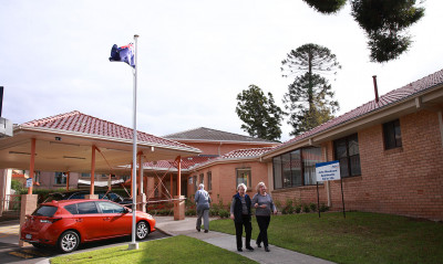 John Woodward Residential Aged Care Facility