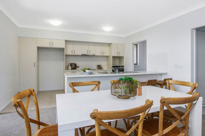 Beautifully presented, open plan design home