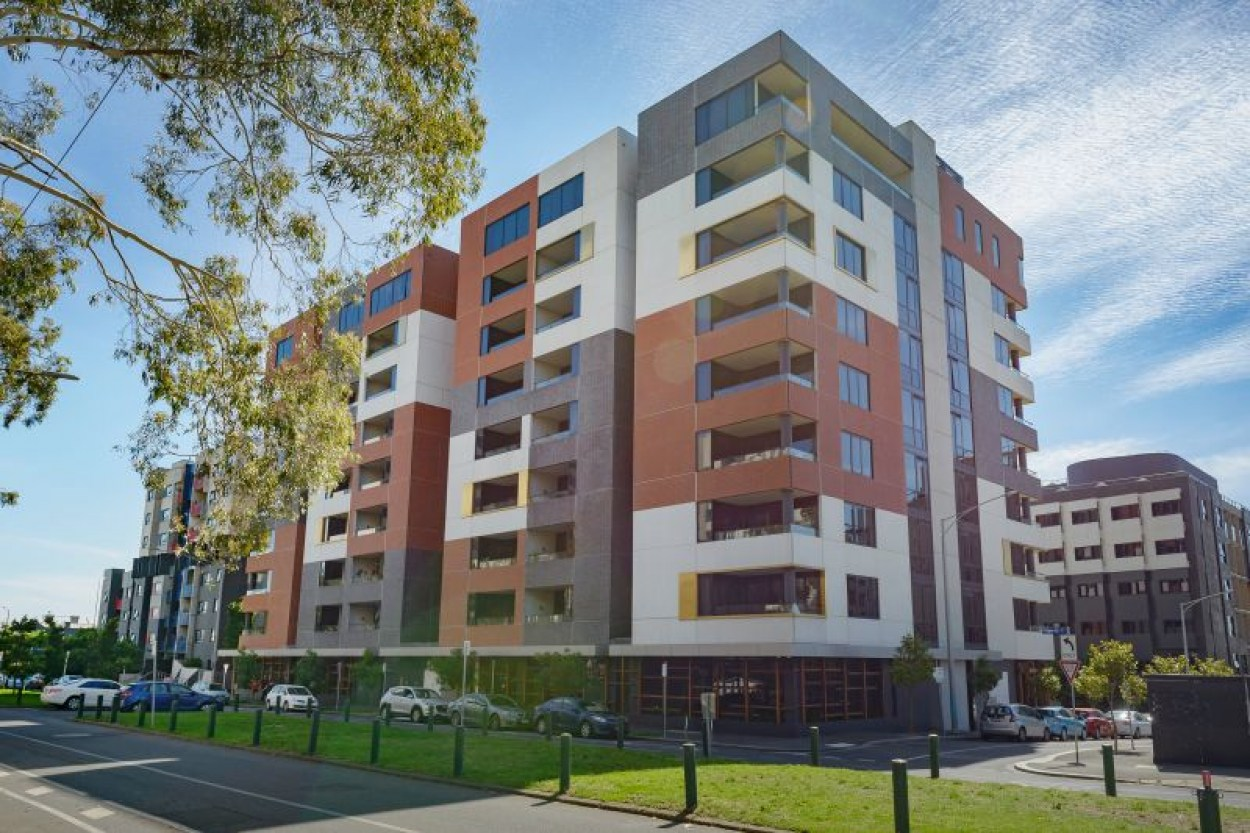 The perfect location for independent living