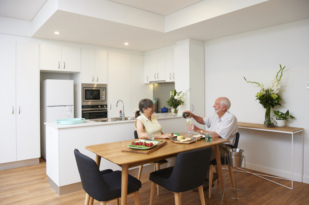 SwanCare - Brand New Akora Apartments   Adie Court - Bentley 6102 Retirement Property for Sale