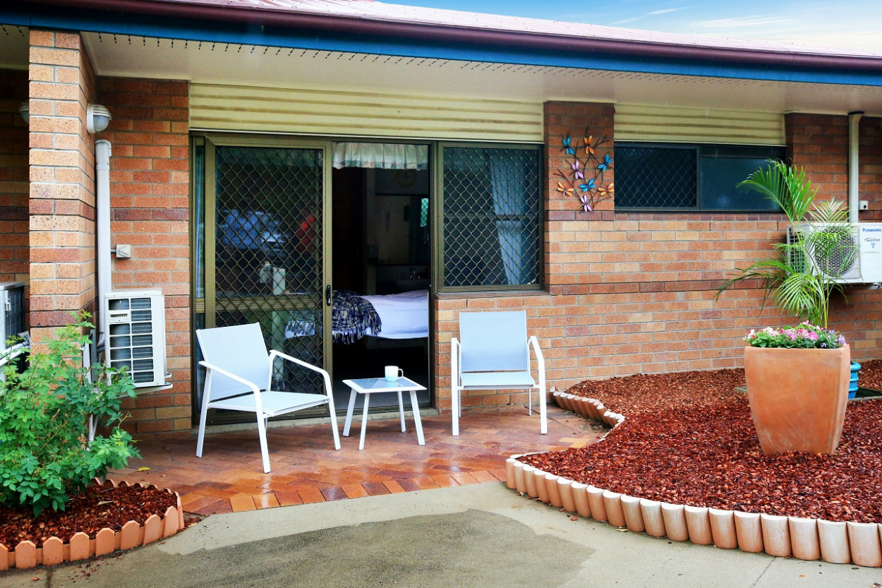 Churches of Christ Care Amaroo Aged Care Service 28 Logan Street - Gatton 4343 Retirement Property for Aged-care-facility
