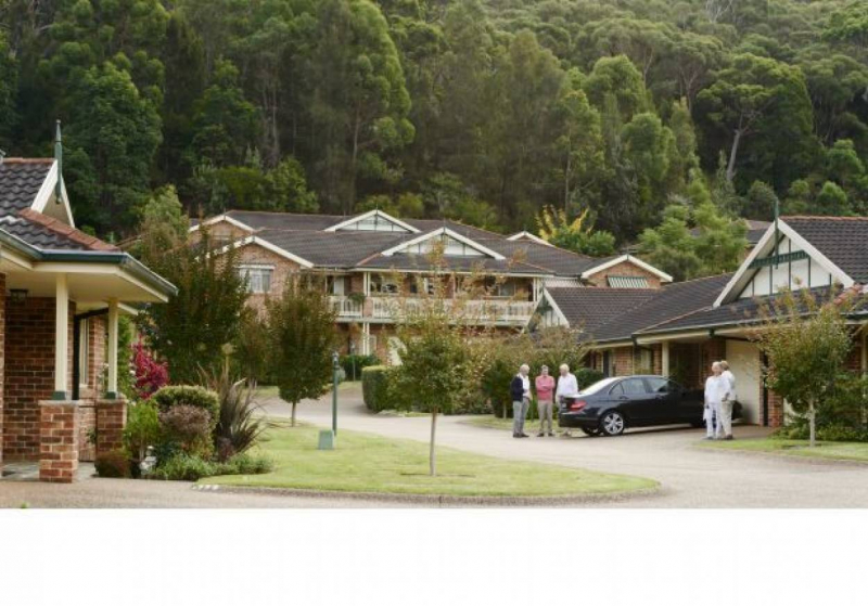 Australian Unity - Willandra Village and Bungalows