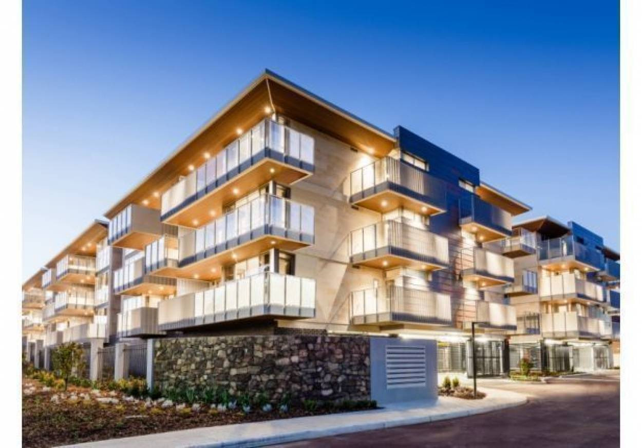 Bethanie on the Park Apartments 2  Plantation Street - Menora 6050 Retirement Property for Sale