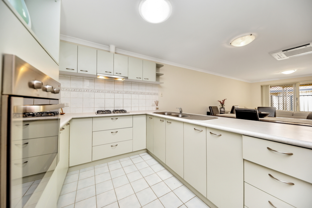 Perfectly located villa with open plan living and close to the Clubhouse and amenities