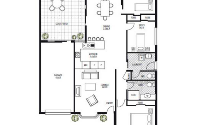 Secure this popular home design prior to upgrade works commencing