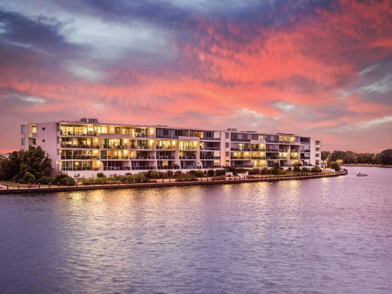 Resort style retirement on the waterfront 10 Marco Way - Kawana Island 4575 Retirement Property for Sale