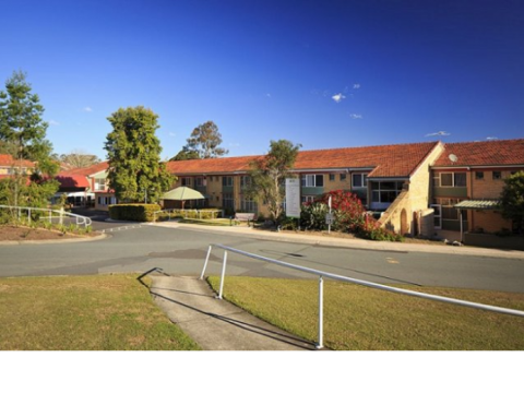 Nash Court Aged Care Community