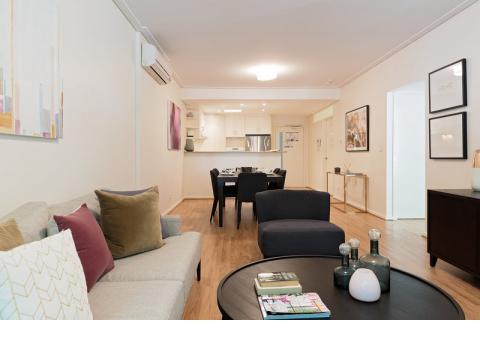 Apartment 205 – Treasurer