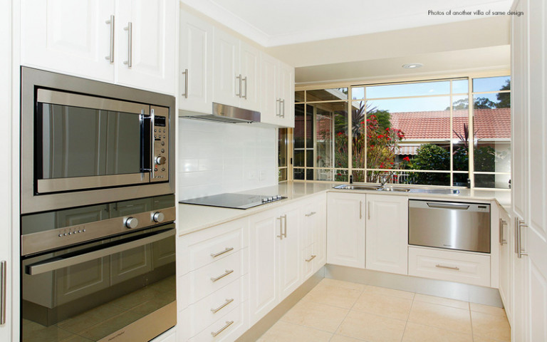 Villa 132 - The Oxley - Living Choice Broadwater Court