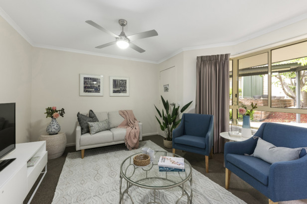 Light and airy home within a beautiful community