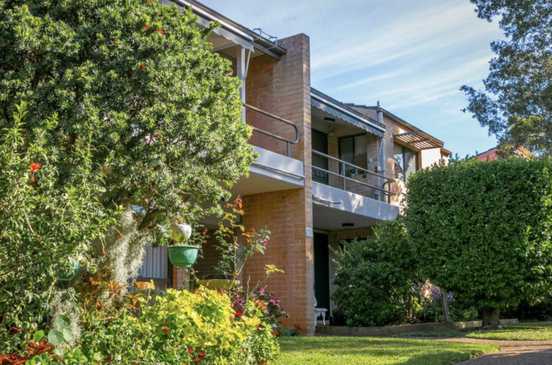 Conveniently located retirement living in the heart of Epping
