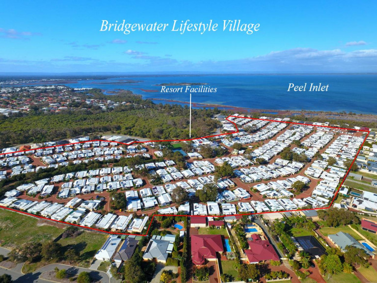 Bridgewater Lifestyle Village (part of the National Lifestyle Villages Group)
