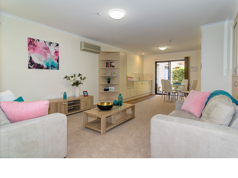 Torrens Grove Retirement Village offers a maintenance-free, supported retirement lifestyle in lovely natural surrounds