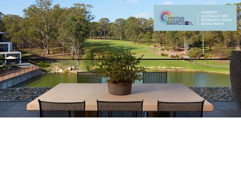 Cranbrook Residences - Awarded Australia's Best Retirement Living Development