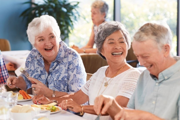 Space and convenience for your retirement