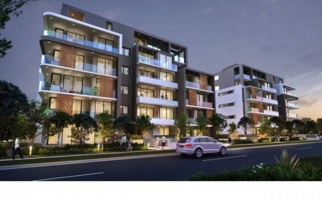 Contemporary two-bedroom apartment with high-end finishes FROM $650,000