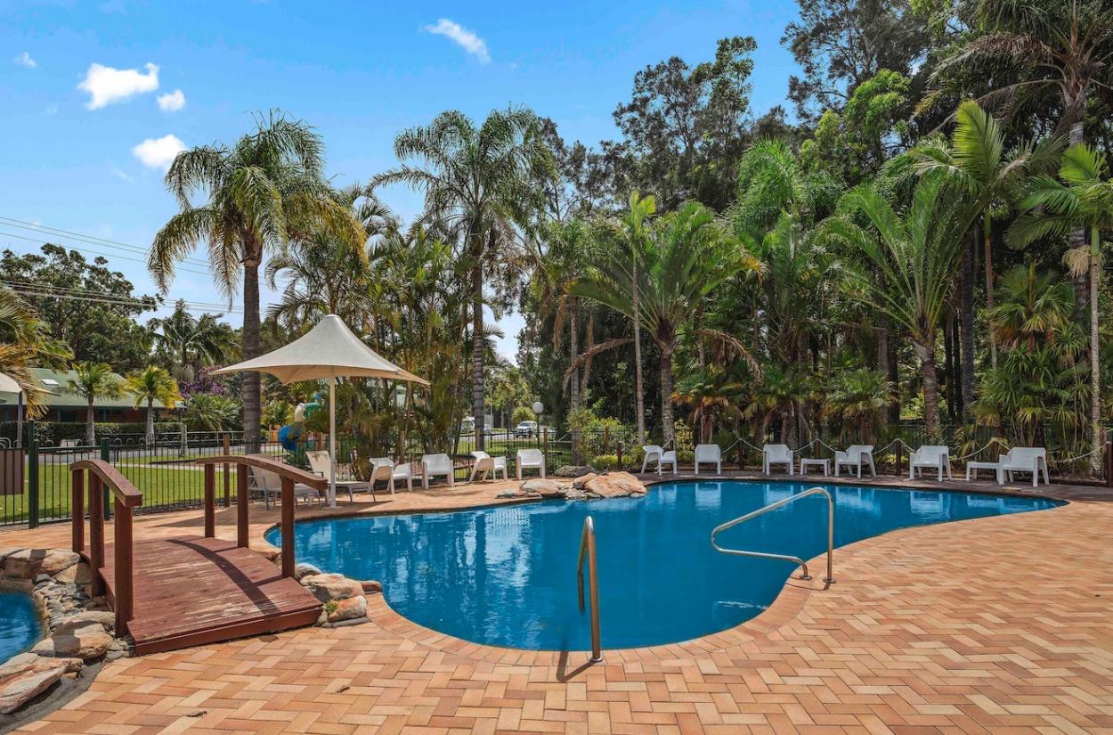 Beachfront living near Coffs Harbour, from $350K