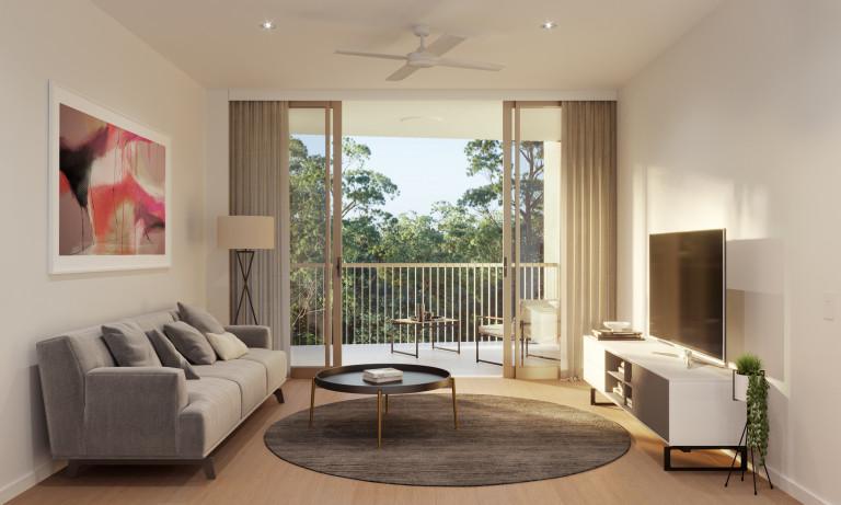 Apartment 215 | The Ninth Middle Ridge