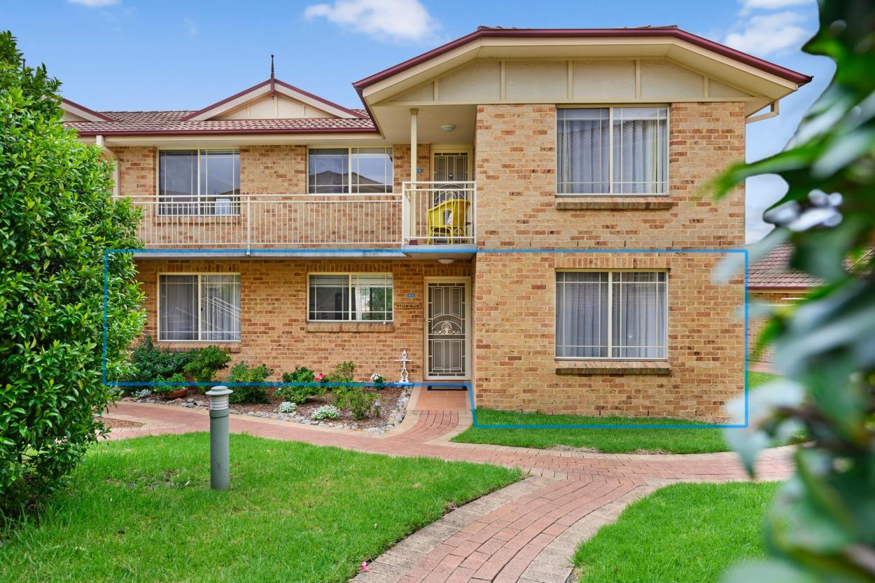 Renovated Ground Floor Apartment – Mountainview Retreat Retirement Village  8/5  Stonelea Court - Dural 2158 Retirement Property for Sale