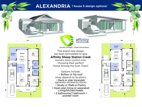 Alexandria - 112/113/114/115 - 70 Amy Street