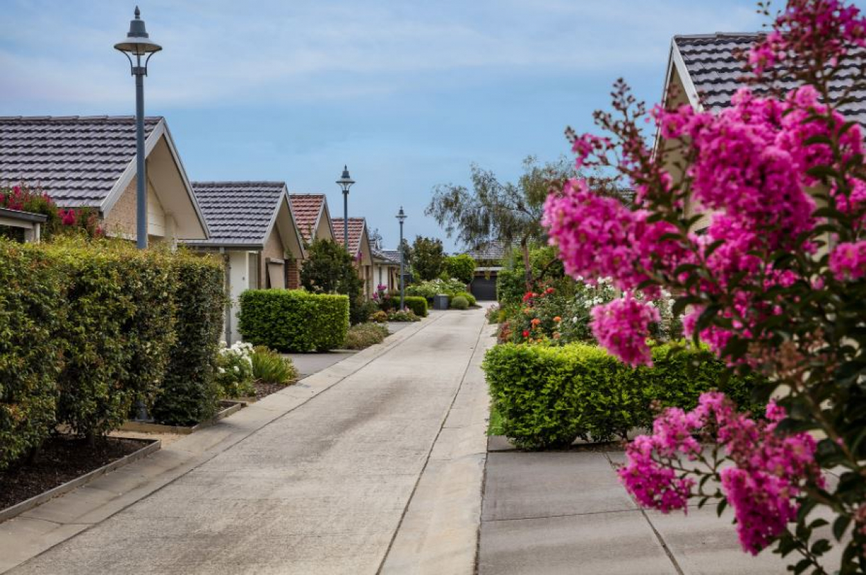 Caesia Gardens  48-58 Central Parkway - Caroline Springs 3023 Retirement Property for Sale