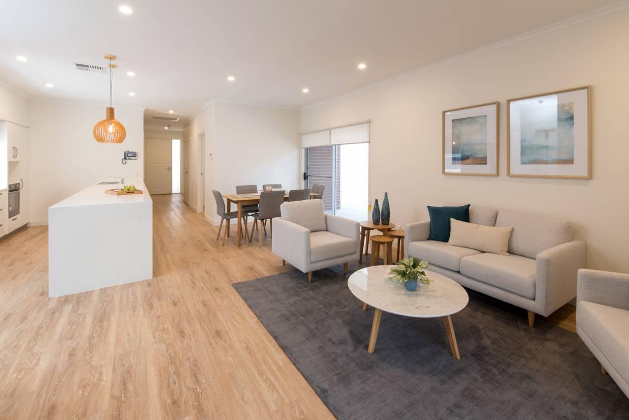 2 Bedroom + Study Villas Somerton Park  Diagonal Road - Somerton Park 5044 Retirement Property for Sale