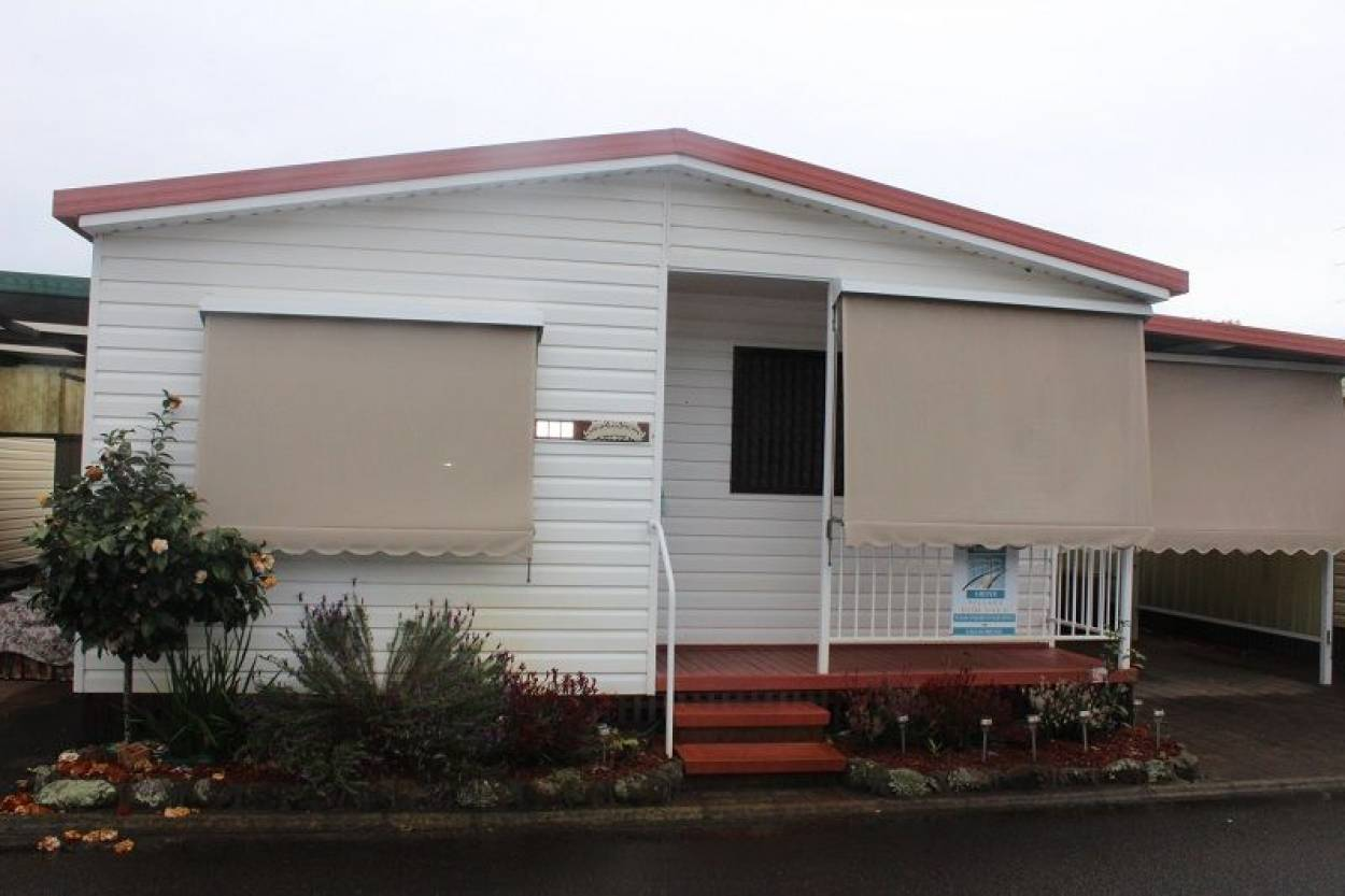 Two Bedroom Pre Loved Home