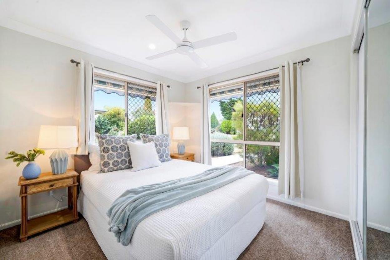 Under refurbishment – 2 bedroom, south-facing villa in a perfect position