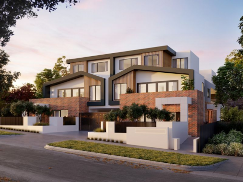 The Woodlands -  Townhouses Strathmore