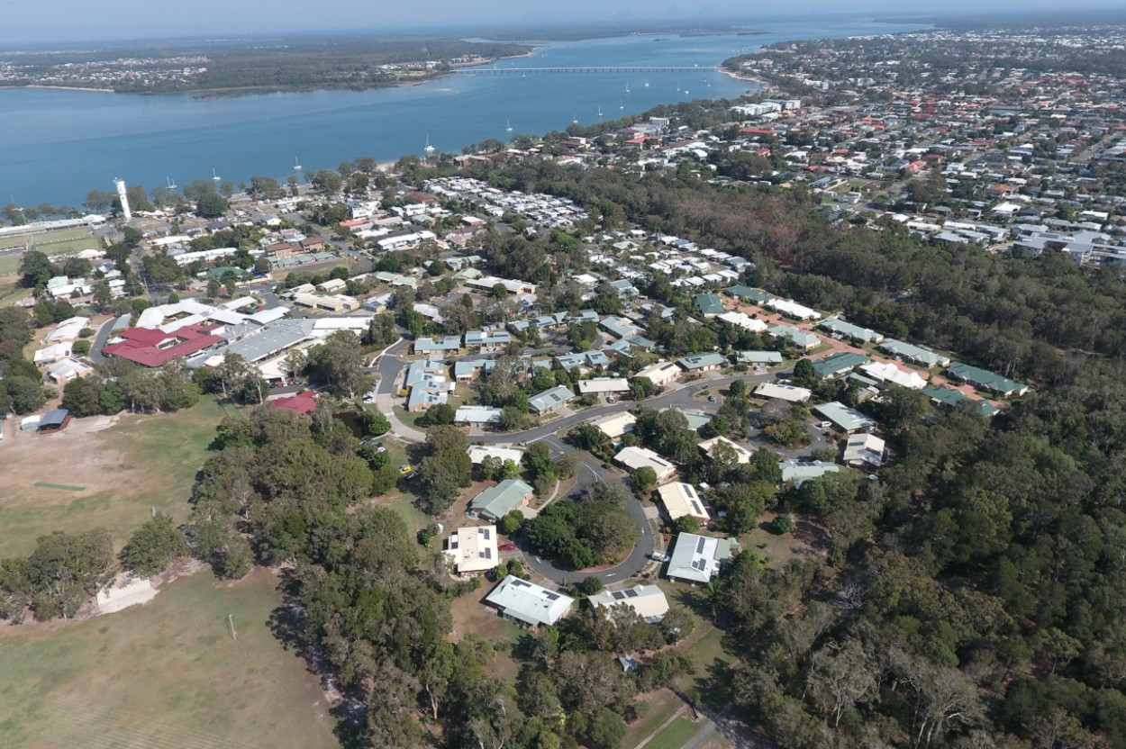 Churches of Christ Care Bribie Island Aged Care Service  Foley Street - Bongaree 4507 Retirement Property for Aged-care-facility