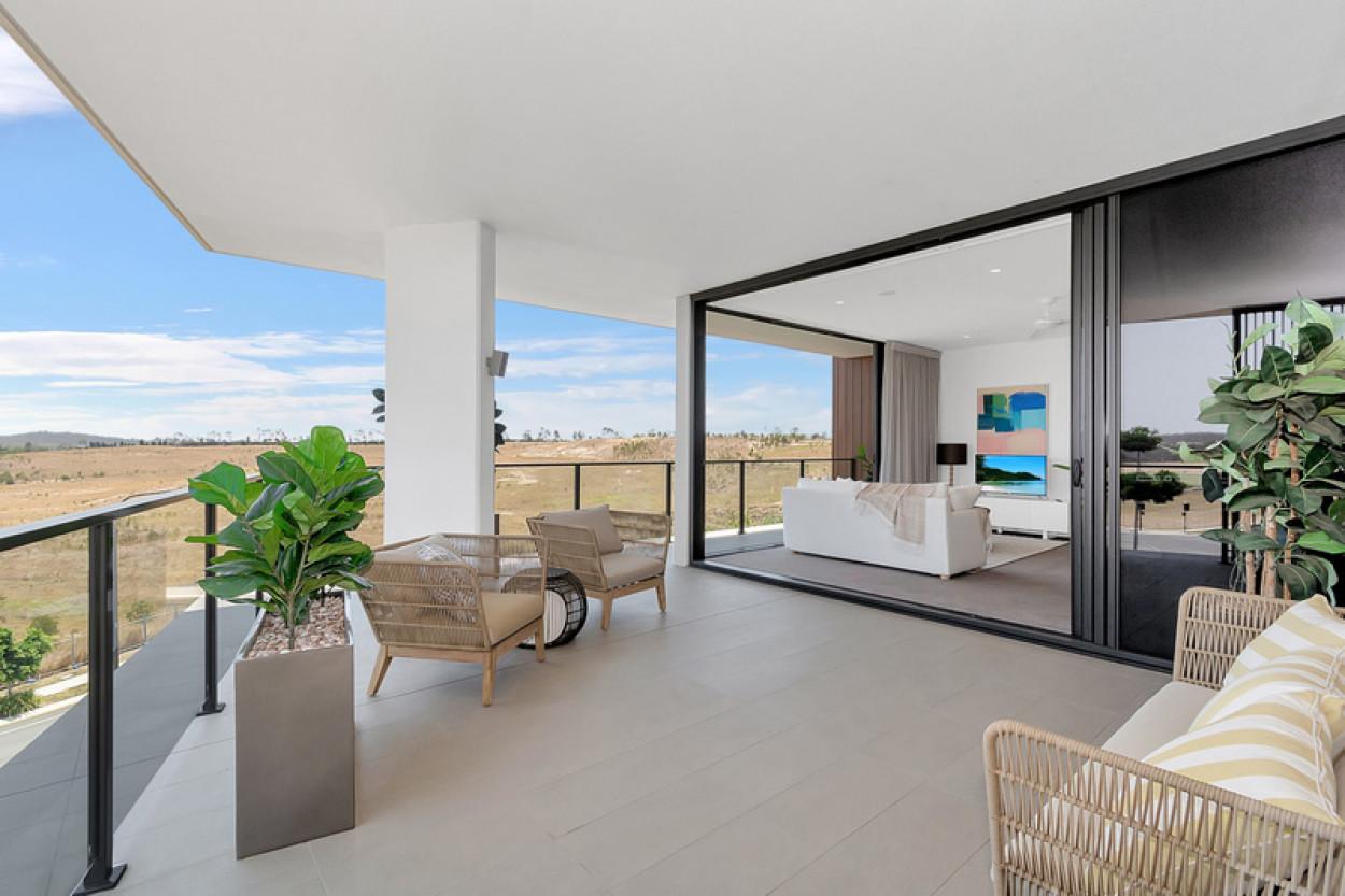 Brand new, modern apartment!