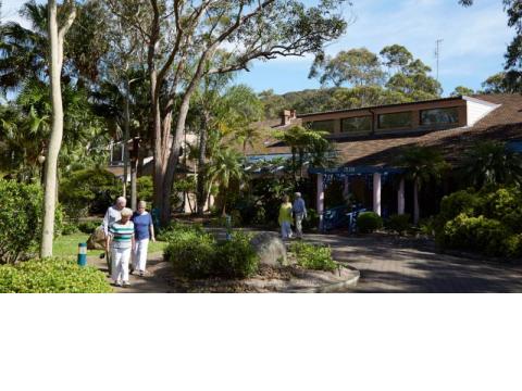 Pittwater Palms Retirement Village