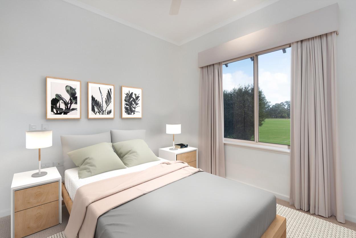 Tranquil Parkland Views Villa 64 37 Britannia Road - Leederville 6007 Retirement Property for Sale