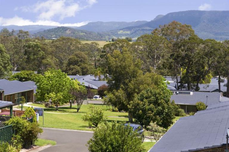 Anglicare Sydney - Retire in Dapto for $125,000 - Rare studio unit