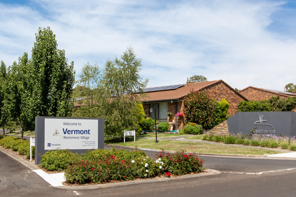 Imagine it: no more home maintenance - Vermont Village 3/562-584 Burwood Highway - Vermont South 3133 Retirement Property for Sale
