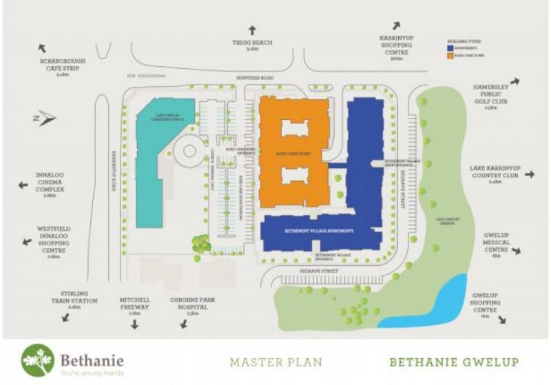 Bethanie Gwelup Retirement Village