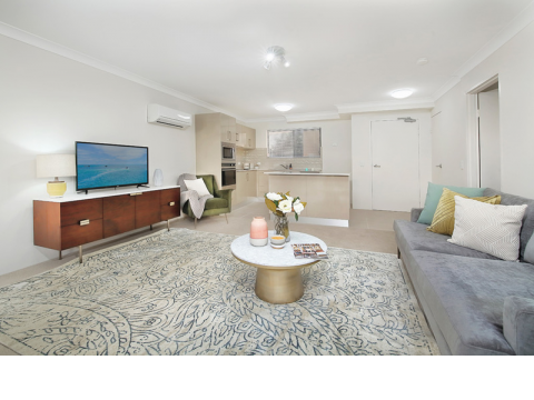 Apt 84A - the Boronia