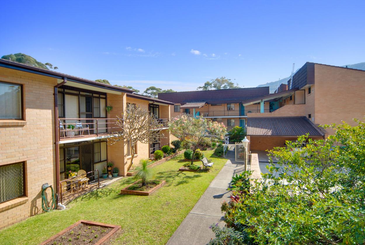 IRT Birch Villa Retirement Village 47-49  Underwood Street - Corrimal 2518 Retirement Property for Sale