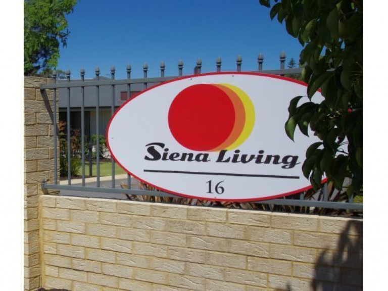 SIENA LIVING RETIREMENT VILLAGE