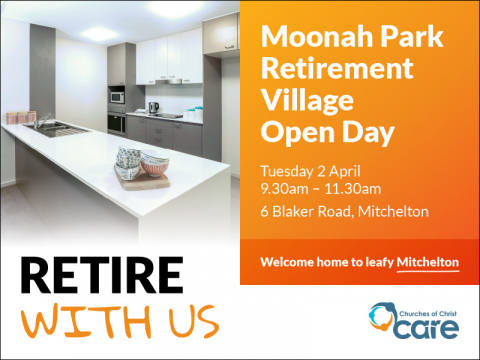 Moonah Park Retirement Village Open Day