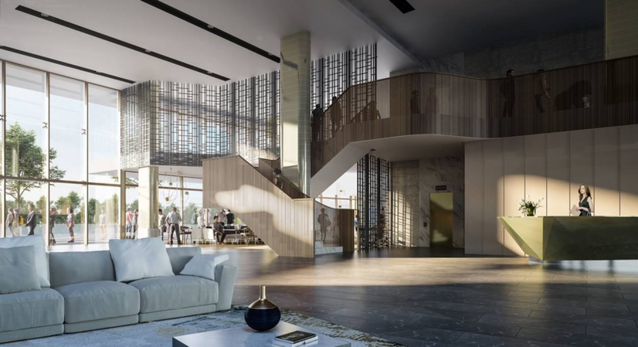 Ultimate premium penthouse living