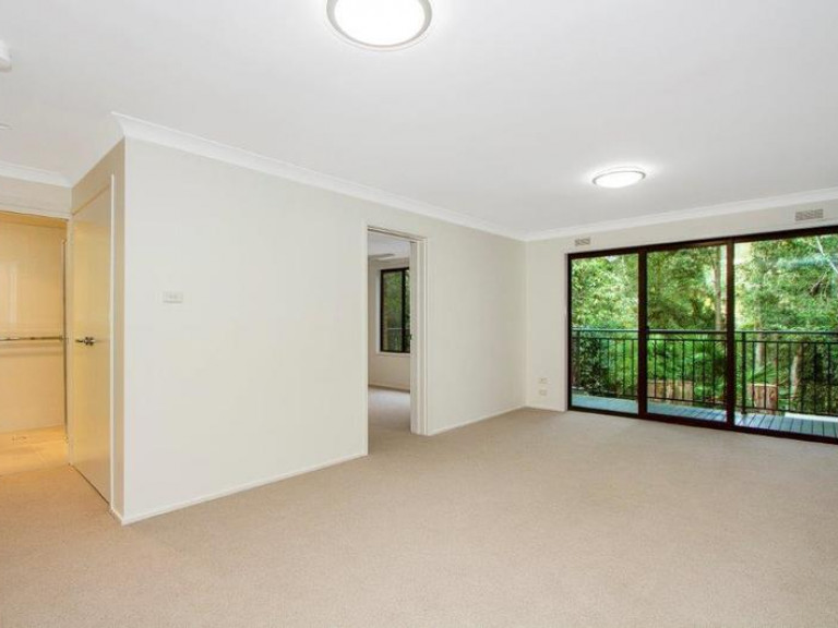 Enjoy beautiful bushland views right outside your bedroom window