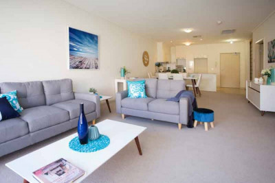 Imagine living right in the heart of Glenelg and being on holiday all year round.