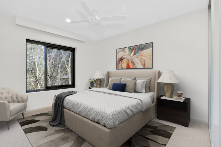 Anglicare Sydney - Affordable retirement living in Penrith - Modern, spacious 1 & 2 bed units