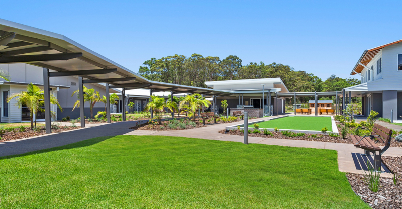 Churches of Christ Care Little Mountain Aged Care Service